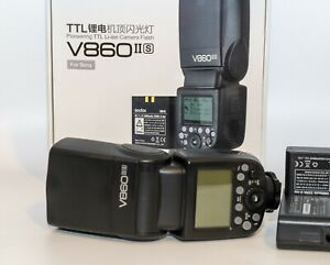 Godox V860II-S 2.4G TTL Flash Speedlite for Sony Camera