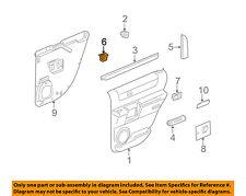 Hummer GM OEM 03-07 H2 Rear Door-Window Switch 15093146