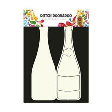 Dutch Doobadoo Card Art Template - Champagne Bottle #713602