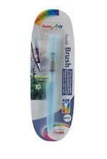 PENTEL - AQUASH BRUSH PEN - BROAD  FOR WATER COLOURS - INKS - PENCILS