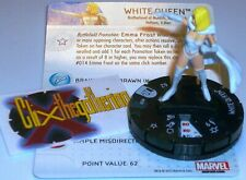 Blanc Reine 008 Marvel 10th Anniversary Marvel Heroclix
