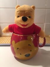 Winnie the Pooh Mug and Soft Toy Bundle by Disney - Excellent Condition