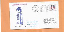 10th ANNIV FIRST TITAN 3C LAUNCH EXPERIMENTAL PAYLOAD JUN 18,1975 SATELLITE BEAC