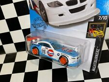 "Hot Wheels BMW Z4 M Motorsport - ""GULF RACING"" REAL RIDERS custom"