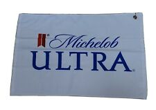 Michelob Ultra Beer Promotional Hand Towel 24 x 16 New