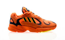 9df393809 adidas Yung-1 Size 9.5 Mens Goku Hi-res Orange B37613 DBZ Shock Yellow