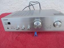 Onkyo A-9211 2 Kanal Stereo Verstärker in silber A - 9211