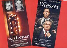 Set REECE SHEARSMITH KEN STOTT THE DRESSER Theatre Flyer Handbills