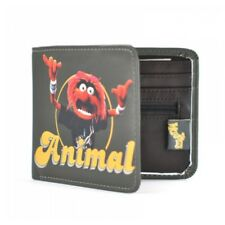 Genuine Disney The Muppets Show 'Animal' Bi-Fold Wallet Gift Boxed