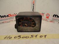 Strumentazione gauge tacho clock Honda xl 600 83 89 rotta solo ricambi