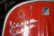VESPA Schriftzug CHROM V 50 N S L Special Primavera 125 ET3 PX VBB VNB PK Emblem