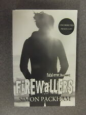 Firewallers by Simon Packham * Proof * P/B Pub Piccadilly *£3.25 Uk Post*