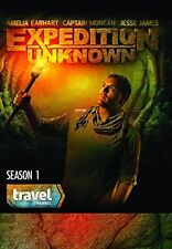 NEW Expedition Unknown Season 1 (DVD)