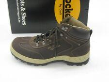 Dockers Schuhe Stiefel Boots Herren Leder braun NEU/OVP 296510-007010