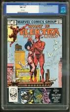 WHAT IF? #35 ELEKTRA Lived Daredevil MILLER 1982 Tigra AVENGERS MCU TV CGC 9.6