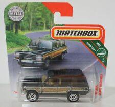 Matchbox 1:64 Jeep Grand Wagoneer 1989 MB2019 Brand new