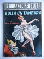 Rulla un tamburoDobbins romanzo tutti 6 giallo Staley Hemingway Bernardini 57