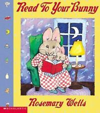 Read To Your Bunny (Max & Ruby), Wells, Rosemary, 0439087171, Book, Good