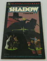 The Shadow : Blood and Justice by Howard Chaykin (Trade Paperback)
