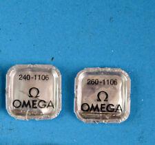 Original Omega Stems Cal.240,Cal.260,Cal.340 NEW