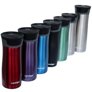 470ml Contigo West Loop insulated reusable travel coffee mug cup