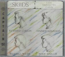THE SKIDS - THE ABSOLUTE GAME - (still sealed cd) - AHOY CD 304