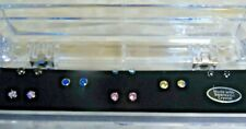 7 New Pairs Of Stud Earrings Made With Swarovski Crystal
