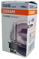 OSRAM D2S XENARC Classic Xenon Brenner Lampe Scheinwerfer 35W 1st 66240CLC AV