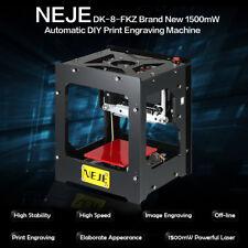 AU 1500mW Mini USB Laser Engraver Printer Carver DIY Engraving Cutting Machine