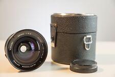 M42 Vivitar 28mm f2.5 wide-angle + custodia vintage