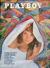 NOVEMBER 1971 PLAYBOY Dick Butkus Charles Evers Goldie Hawn Danielle De Vabre