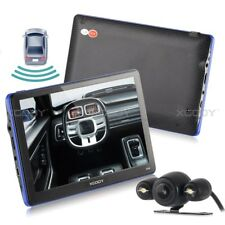 XGODY 7'' Car GPS Portable Navigation System 8GB Bluetooth Reverse Camera FM