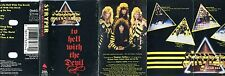 STRYPER 1986 To Hell With The Devil cassette insert!!! No Cassette