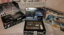 Lego Motor 8287 8720 8735 X2 1998 Misb Sigillati Sealed Link 8421 8376 8475 8366