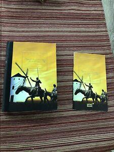 Montblanc Miguel De Cervantes 3 Pen Box And Booklet