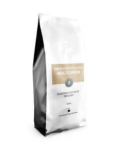 1kg Coffee Beans Arabica Freshly Drum Roasted High Grown Seasonal Explorer Blend