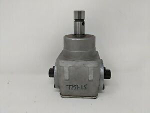 Peerless CW Input/CW Output Gearbox, H 1000-076A