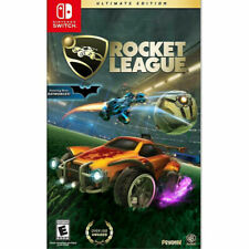 Rocket League Ultimate Edition (2018 Nintendo Switch)