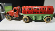 Tootsietoy Tootsie Toy Graham Mack Trucks Domaco Gasoline Delivery Truck