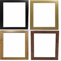Photo Frame Picture Poster Wood Wall Decor Collage Hanging Panoramic Frames