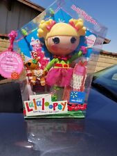 """New Lalaloopsy Holly Sleighbells New Walmart Exclusive 2009 12"""" Doll"""