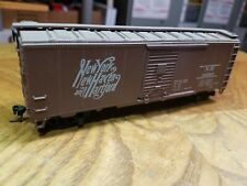 Z7 Ho Scale Train Nynhh New York New Haven Hartford Nh 30564 Box Car knucklers