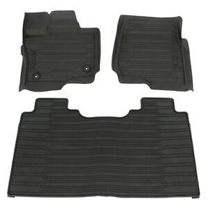 2011-2019 Ford Fiesta Genuine OEM Carpet Floor Mats Front