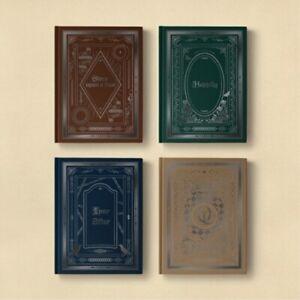 Nu'est-[Happily Ever After]6th Mini Album Random CD+PhotoBook+Card+etc