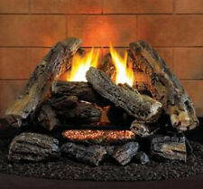 """ProCom Hearthsense A-2-18"""" Ventless Gas Logs-Natural Gas Only-Remote Ready"""