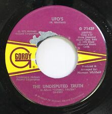 Soul 45 Ufo'S - The Undisputed Truth / Got To Get My Hands On Some Lovin' On Gor