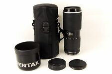 282 SMC Pentax FA 645 150-300mm f/5.6 ED IF ***EXC+++*** with Hood, Case