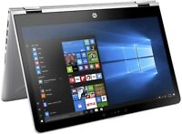 "HP Pavilion x360 14-ba104na 14"" Touch Laptop i5-8250U 8GB 256GB SILVER 2PN04EA"