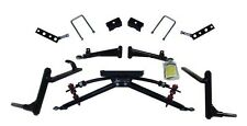 """Jake's 6"""" Club Car Gas and Electric 2004.5-up DS Double A-Arm Lift Kit 7463"""