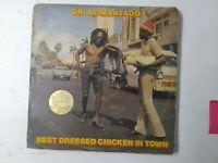 Dr.Alimantado-Best Dressed Chicken In Town Vinyl LP 1978 UK COPY